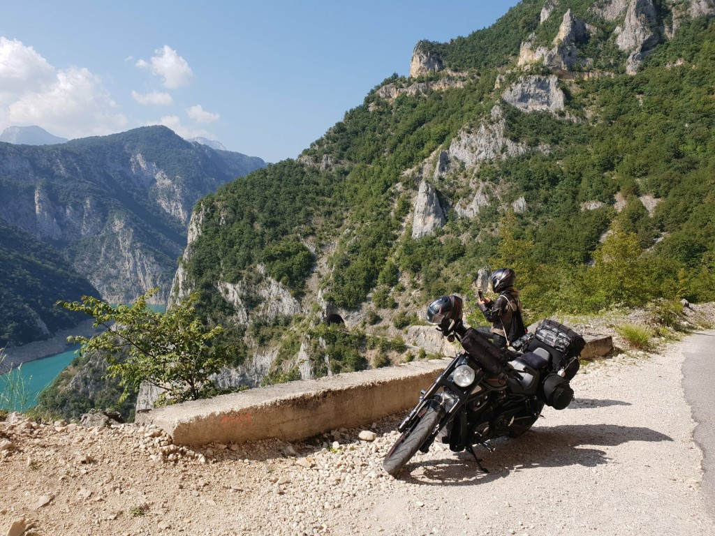 14 dnů namotorce cestou naBalkán až doŘecka