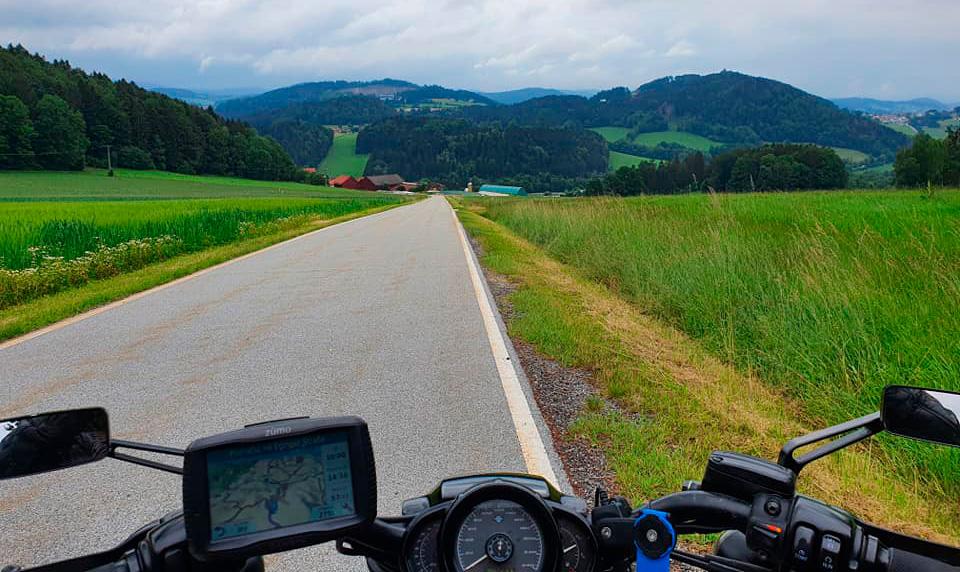 Vylepšená příprava motovýletu zaBarbary