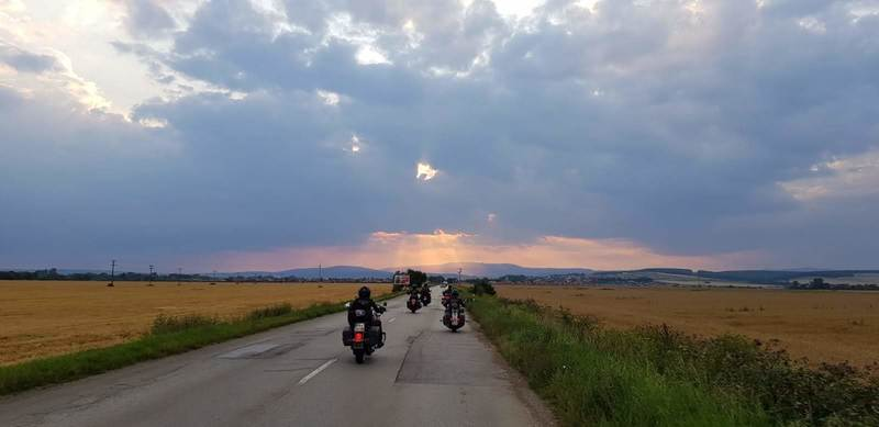 1000 mil around Bohemia 2019