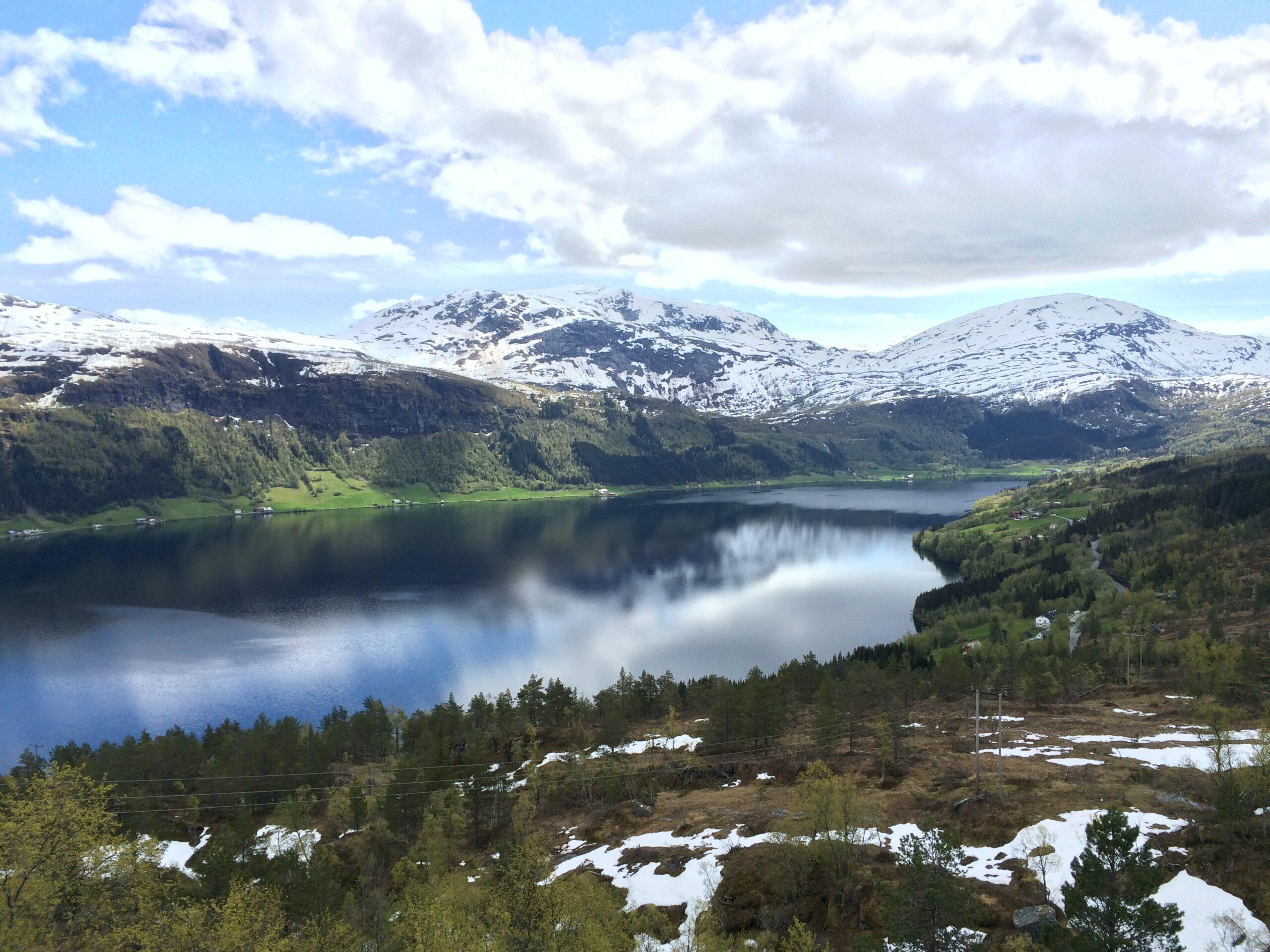 Cesta nasever: Norsko