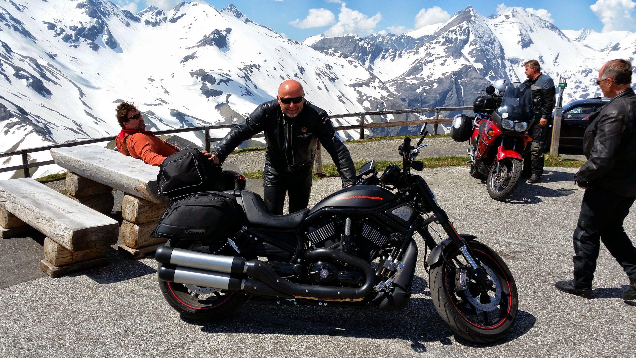 Motovýlety sdalší nabídkou – výlet Bavory – Rakousko – Triglavský národní park aItálie