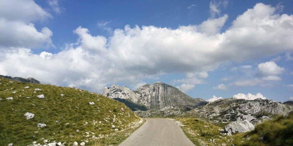 Motovýlet pokrásách zemí bývalé Jugoslávie – MONTENEGRO